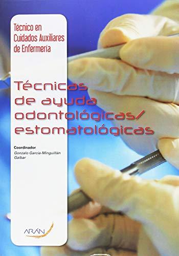 Técnicas de ayuda odontológicas/estomatológicas