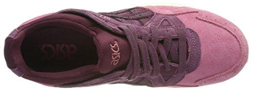 Asics Damen Gel-Lyte V Gymnastikschuhe Violett (Eggplant/eggplant)