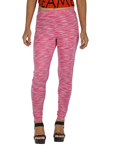 Blue stripes Women's Printed Leggings (BS_048_$P, Small)  available at amazon for Rs.299