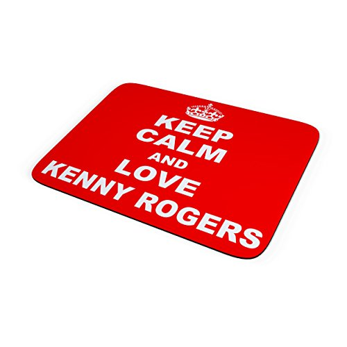 keep-calm-and-love-kenny-rogers-polyester-square-mouse-mat-pad