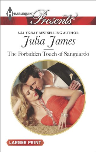 The Forbidden Touch of Sanguardo (Harlequin Presents (Larger Print))