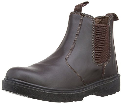 Black Rock SF12C Damen Sicherheitsschuhe, Braun (Brown),EU Regular 39 (UK 6)