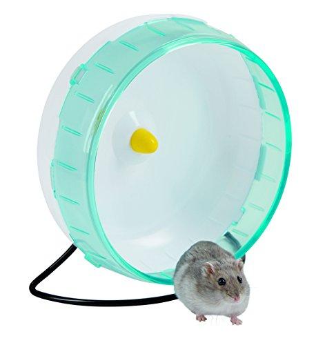 Kerbl 81762 Hamsterlaufrad, 20 cm x 8 cm