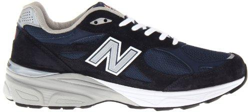 New Balance M990nv3, Scarpe da Corsa Uomo Blu (Blau (NV3 GREY/ NAVY 10))