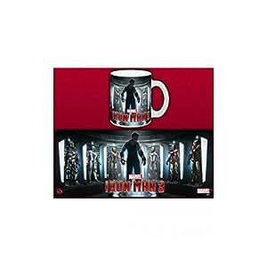 Semic Distribution - Smug043 - Ameublement Et Décoration - Mug Iron Man 3 - Tony Stark