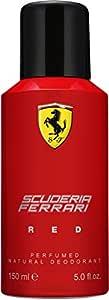 Scuderia Ferrari Deodorant, Red, 150ml