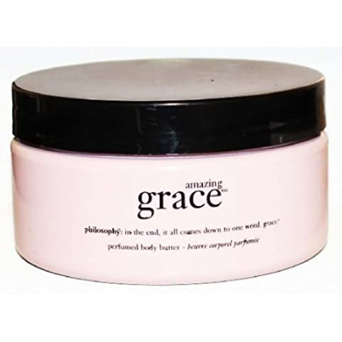 Philosophy Amazing Grace Perfumed Body Butter 5 oz Jar (Unboxed)