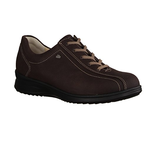 FinnComfort ALMERIA 02206274224 femmes Chaussures à lacets Marron