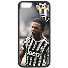 iPhone 6 4.7 Inch & iPhone 6s 4.7 Inch Cell Phone Case Black Juventus Players Paulo Dybala Custom Case Cover WDGI09434