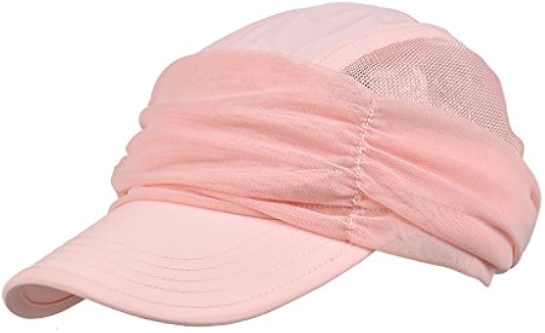 ZML Cappello UPF 50 Dome Casual Cappello Wide da Sole Morbido ... f1cc99e214e1