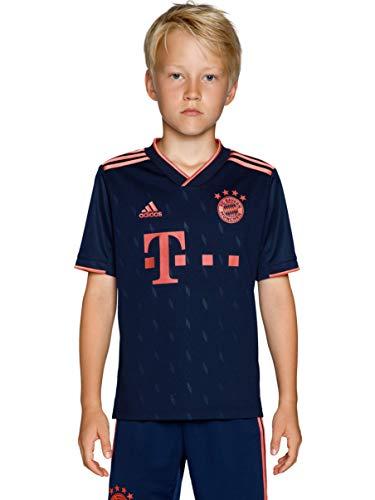 FC Bayern München Trikot Kinder Champions League 2019/20, ohne Flock, Größe 128