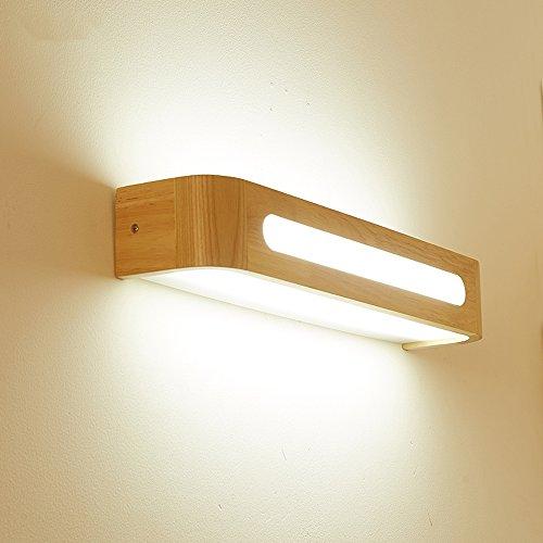ng Wandlampe Wandleuchten Wand Lampe Indoor LED Holz Acryl Modernen Kreative für Wohnzimmer Schlafzimmer Arbeitszimmer Hotel Flur (Halloween-kuchen-dekoration-klasse)