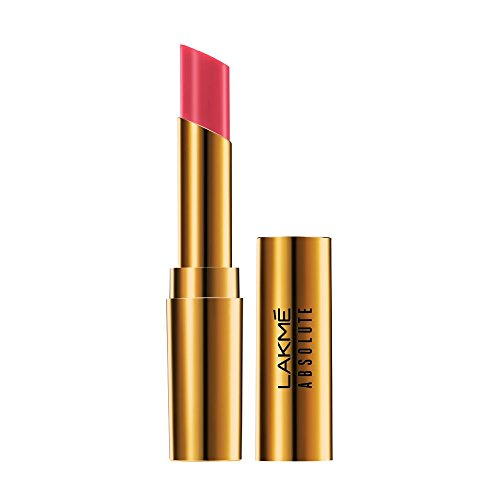 Lakmé Absolute Argan Oil Lip Color, Soft Nude, 3.4g