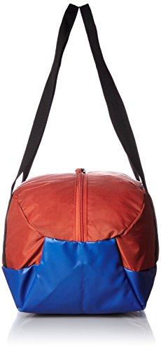 Salomon, Fitnesstasche, 25 L, 59 x 34 x 17 cm, PROLOG 25 Lava Orange/Blau Yonder