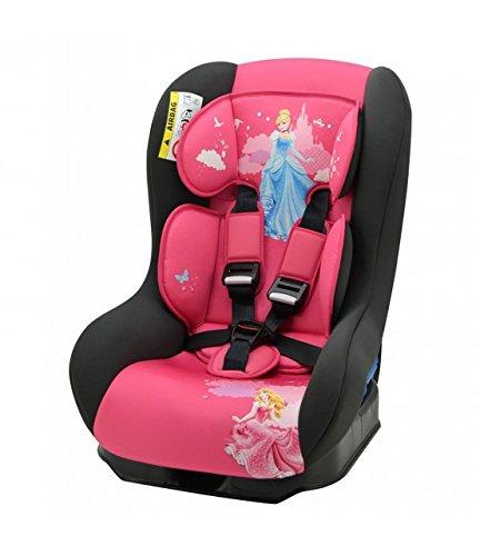 MyCarSit - Silla alta de coche para niños, modelo Princesa Disney