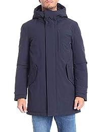 Woolrich Herren WOCPS2705ST023126 Blau Polyamid Jacke