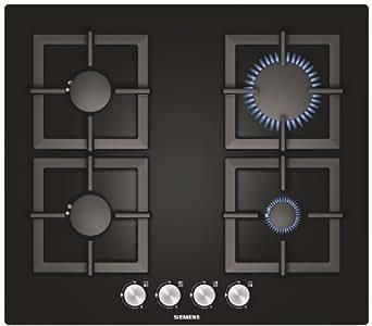 siemens ep616pb21e plaque de cuisson gaz int grable 60 cm noir gros lectrom nager. Black Bedroom Furniture Sets. Home Design Ideas