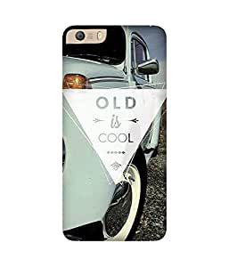 Old Is Cool Micromax Canvas Knight 2 E471 Case
