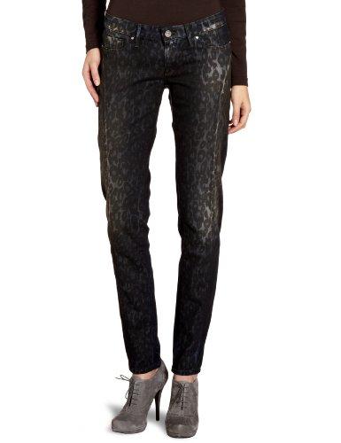 Energie - Jeans, Donna, Nero (Black), 40/42 IT (27W/30L)