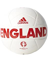 England Adidas Euro 2016 Football (White)