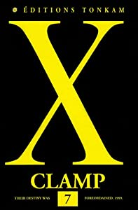 X Edition simple Tome 7