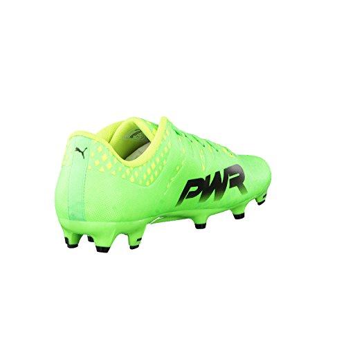 Puma Herren Evopower Vigor 3 Fg Fußballschuhe neongrün / schwarz