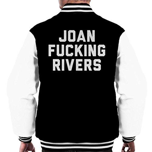 Coto7 Joan Fucking Rivers Men's Varsity Jacket