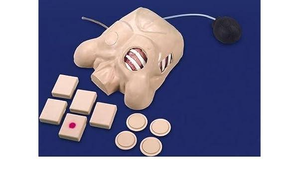 Thoraxdrainage-Simulator: Amazon.de: Drogerie & Körperpflege