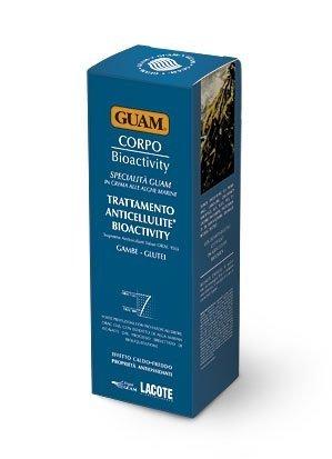 GUAM Crema anticellulite BioActivity 200ml gambe glutei effetto caldo freddo
