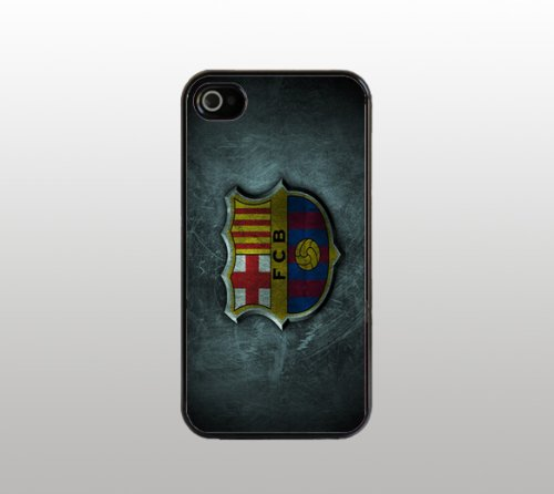 futbol-club-fc-barcelona-hard-snap-on-case-for-iphone-4-4s-black-football-soccer-liga-bbva