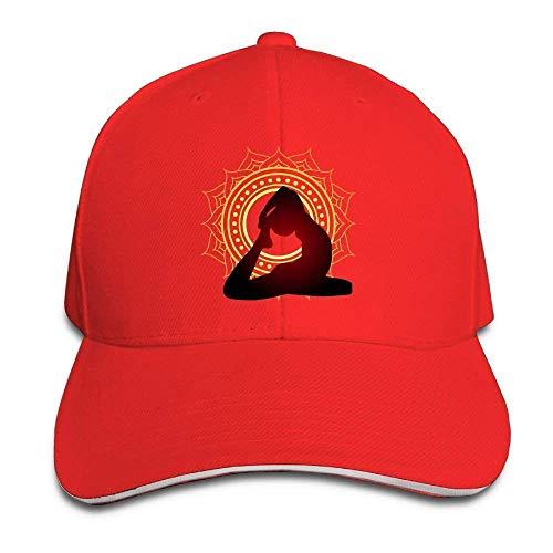 Voxpkrs Hut Bin ich eine Mamma-schnelle trockene Sportkappe Baseball Sun Cap-Hut Adjustbale
