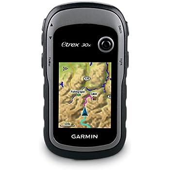 'Garmin eTrex 30x Handheld/Fixed 2.2TFT 141.7g schwarz