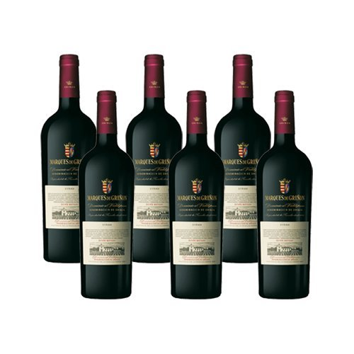 Marques de Griñon syrah - Vino Rosso - 6 Bottiglie