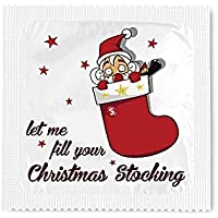 Funny Condom - Let me fill your Christmas Stocking preisvergleich bei billige-tabletten.eu