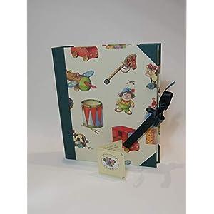 HANDERBEIT FOTO ALBUM 20x25cm - 30 blatter - Spielzeug
