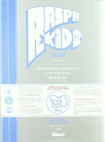 RASPA KIDS CLUB (COMIC) Cover Image