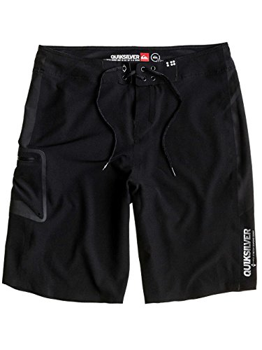 Herren Boardshorts Quiksilver Alpha 21 Boardshorts Black