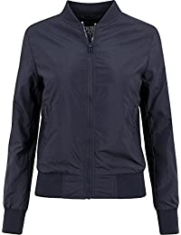 Urban Classics Damen Jacke Ladies Light Bomber Jacket