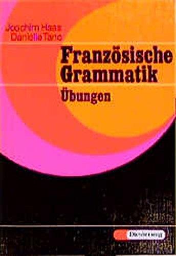 Französische Grammatik: Übungen