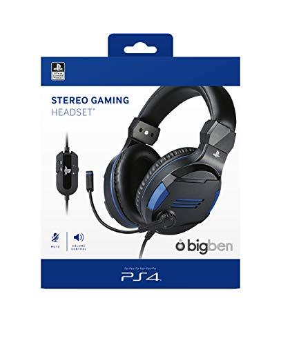 PS4 Stereo-Headset V3 (titan)