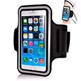 Azacus Armband Mobile Holder for Mobile Phone - iPhone 7 Plus, Galaxy S9