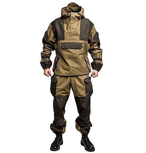 gorka-4 bares Genuine ruso ejército especial Militar BDU uniforme traje de camuflaje (X-Large (56/5) - Height 179-185 cm)