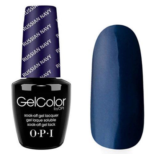 OPI - Esmalte de uñas, LED/UV, 15 ml - 100% gel auténtico, color azul...