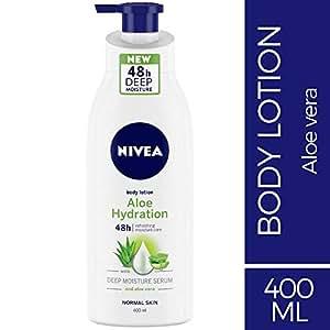 Nivea Aloe Hydration Body Lotion, 400ml