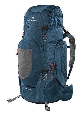 Ferrino Chilkoot mochila. Azul, 90 Litros.