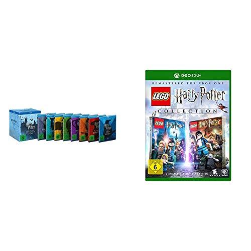 Harry Potter Geschenkset: The Complete Collection [Blu-ray] inklusive Lego Harry Potter Co Preisvergleich