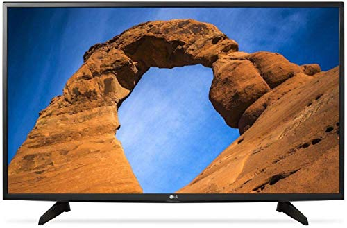 LG 81.3 cm (32 inches) HD Ready LED TV 32LK510BPTA (Black) (2018 Model)