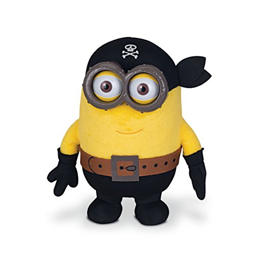 Minion Eye, Matie - Despicable Me - Deluxe Buddies - 15cm 6""