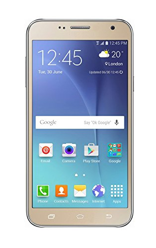 "Surya K2-Air 5"" 1.5 Quad Core High Performance 4G Dual SIM Smart Phone-Gold Colour"