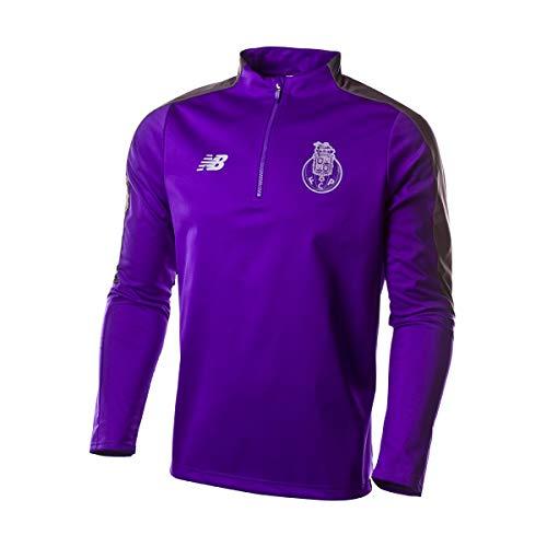47bcffe89d181 New Balance Softshell FC Porto Elite Training 1/2 Zip 2018-2019, Sudadera